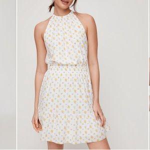 Aritzia Wilfred Effet Mini Dress size M,L